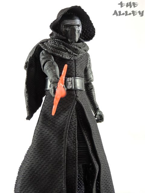 "THE ALLEY: HASBRO STAR WARS THE BLACK SERIES 6"" KYLO REN FIGURE GALLERY"
