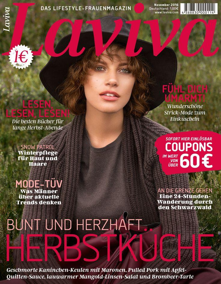 COVER der LAVIVA 11/16