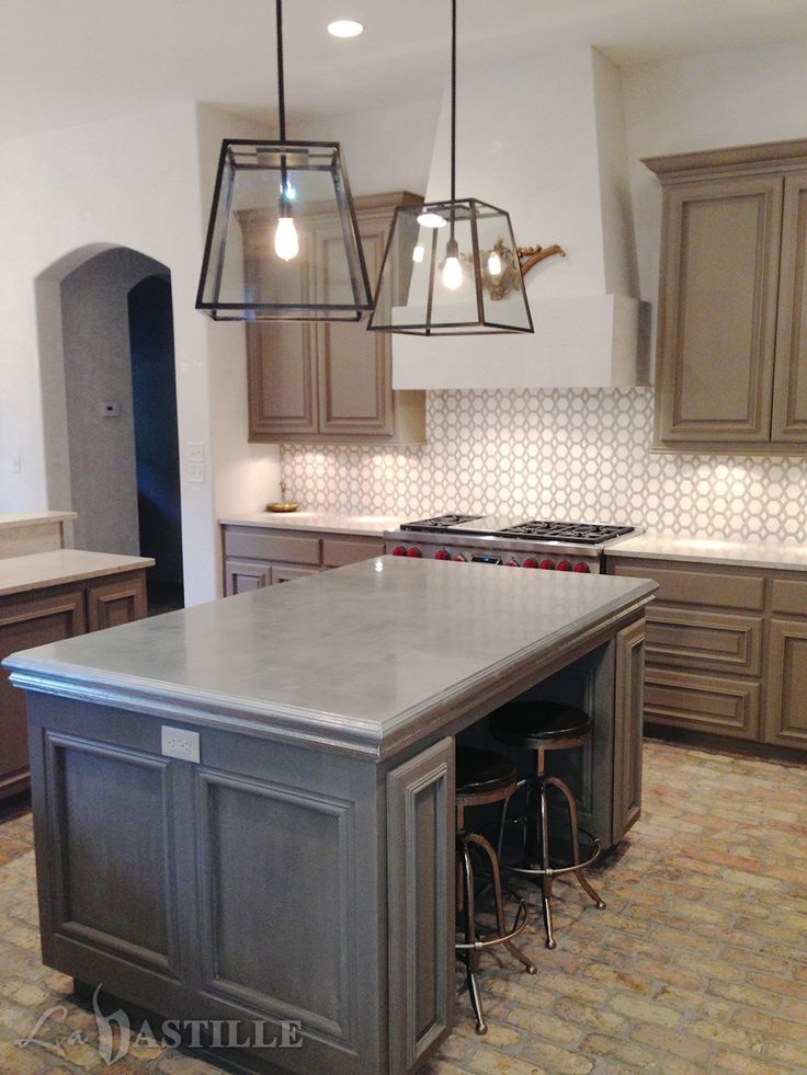 25 best ideas about zinc countertops on pinterest metal for Zinc countertop cost