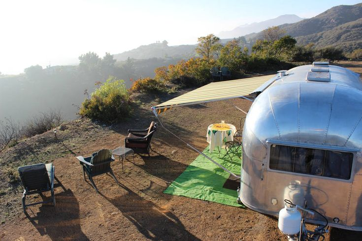 80 best inside the box images on pinterest small houses for Airstream rentals santa barbara