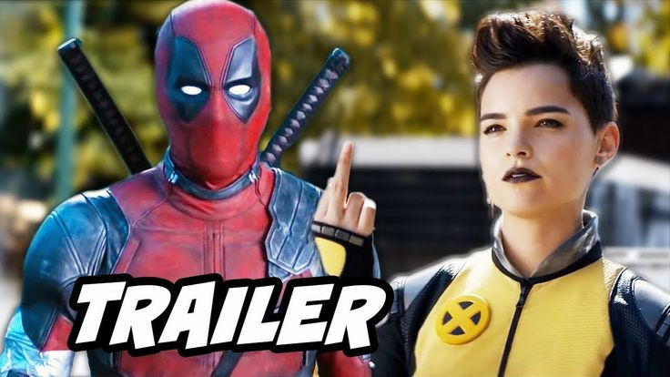 Deadpool 2 Trailer Cable Breakdown - Easter Eggs and References