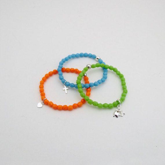 Color POP kid Bracelet /Bracelet enfant/bracelet par KAMforWMK