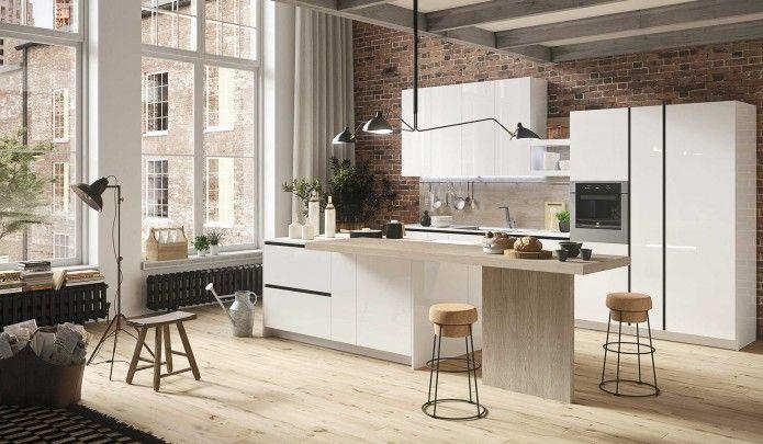 Collection Everyone : Contemporary Kitchen Designs | Snaidero