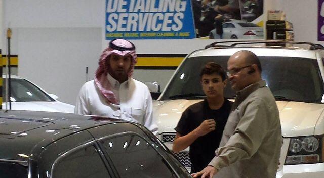 Tint World Saudi Arabia Showroom Centers