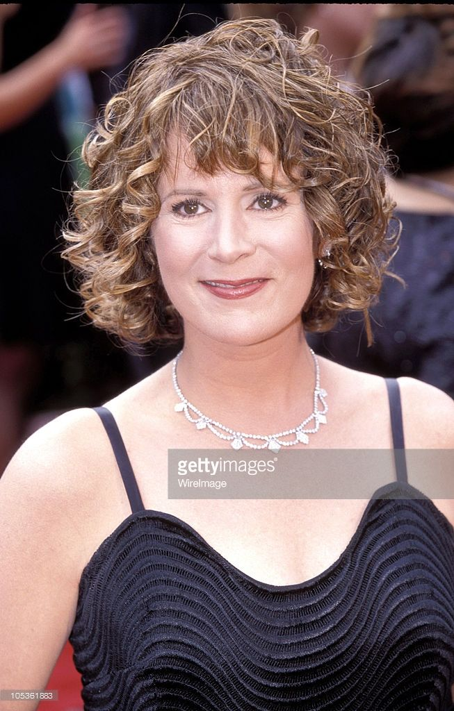 1997: Patricia Richardson from 'Home Improvement' during 49th Annual Primetime Emmy Awards at Pasadena Civic Auditorium in Pasadena, California, United States.