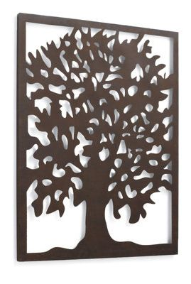 Tree of Life Metal Artwork. I have this!  half price from Hobby Lobby!  And I LOVE it!