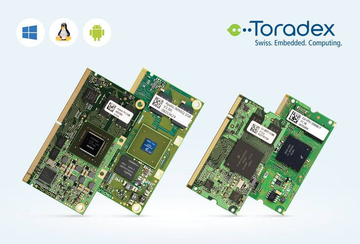 Be future-ready with Toradex! Our System on Modules (SoMs) are power-efficient, industrial-grade and pin-compatible, thereby ensuring that scalability/upgrading your platform would be a hassle-free experience, always!