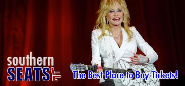 Dolly Parton Tickets from Southern Seats