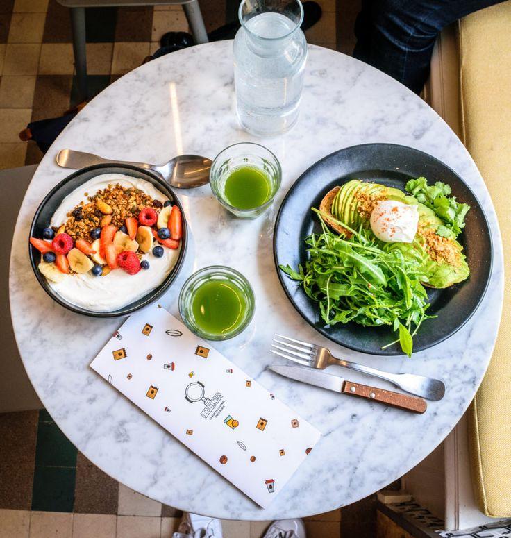 Brunch O Coffeeshop Paris 15