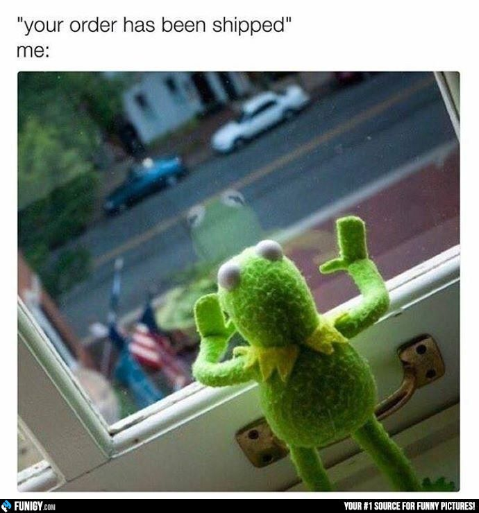 Your order has been shipped... (Funny Misc Pictures) - #order #shipped #wait