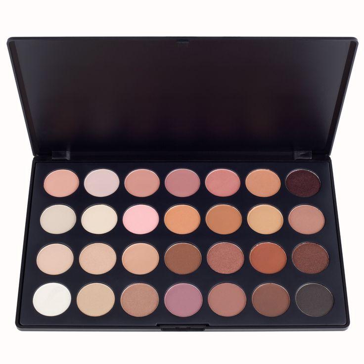 28 Neutral Eyeshadow Palette Neutral Eyeshadow Neutral