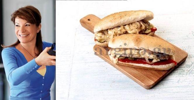 Τέλεια submarines sandwich από την Αργυρώ