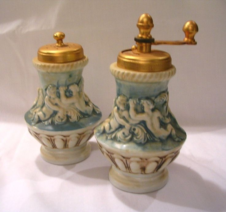 Antique Gold N Jadtar Set: 1000+ Images About CAPODIMONTE On Pinterest