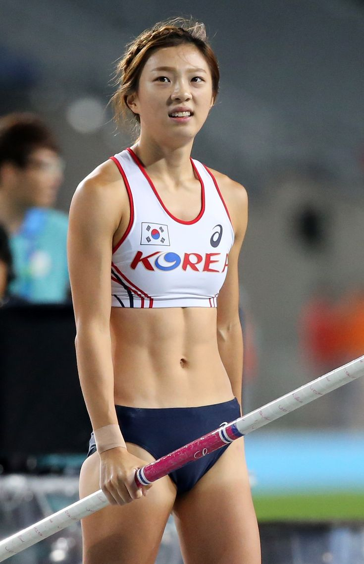 Beautiful Pole Vaulter Girls in the World / Beautiful / Top Ranked