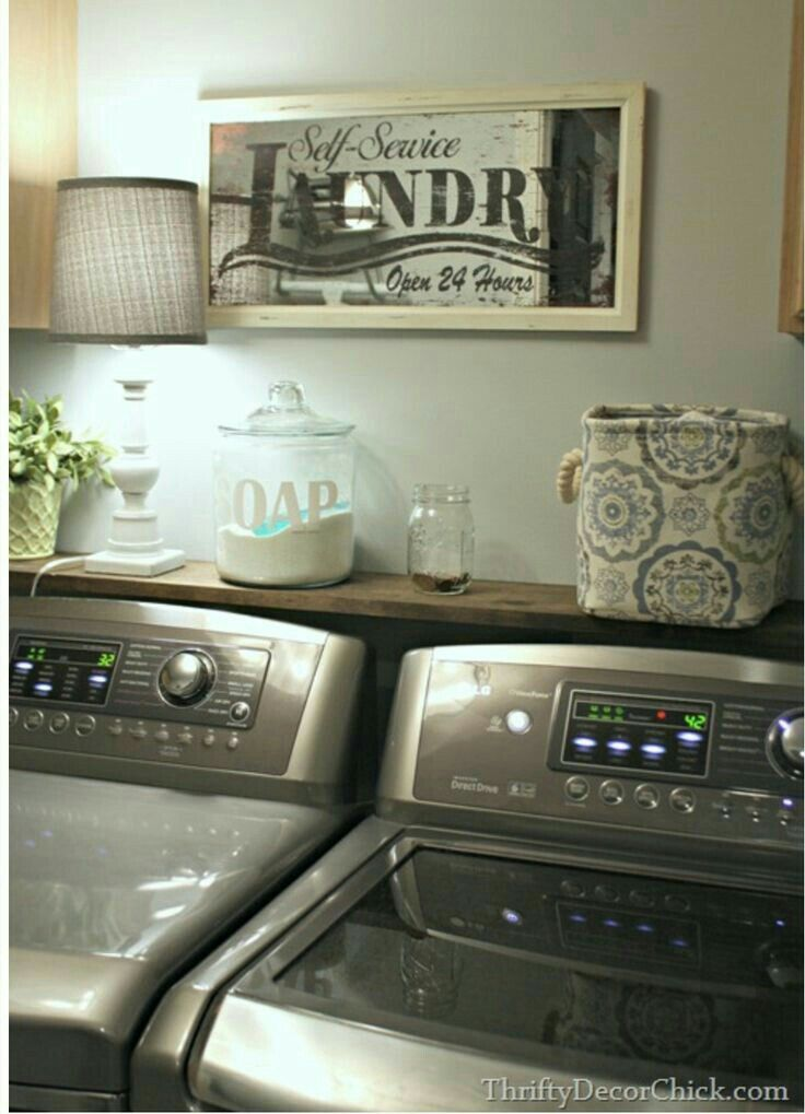 Laundry Room Decor Pictures Endearing Best 25 Laundry Room Decorations Ideas On Pinterest  Laundry 2017