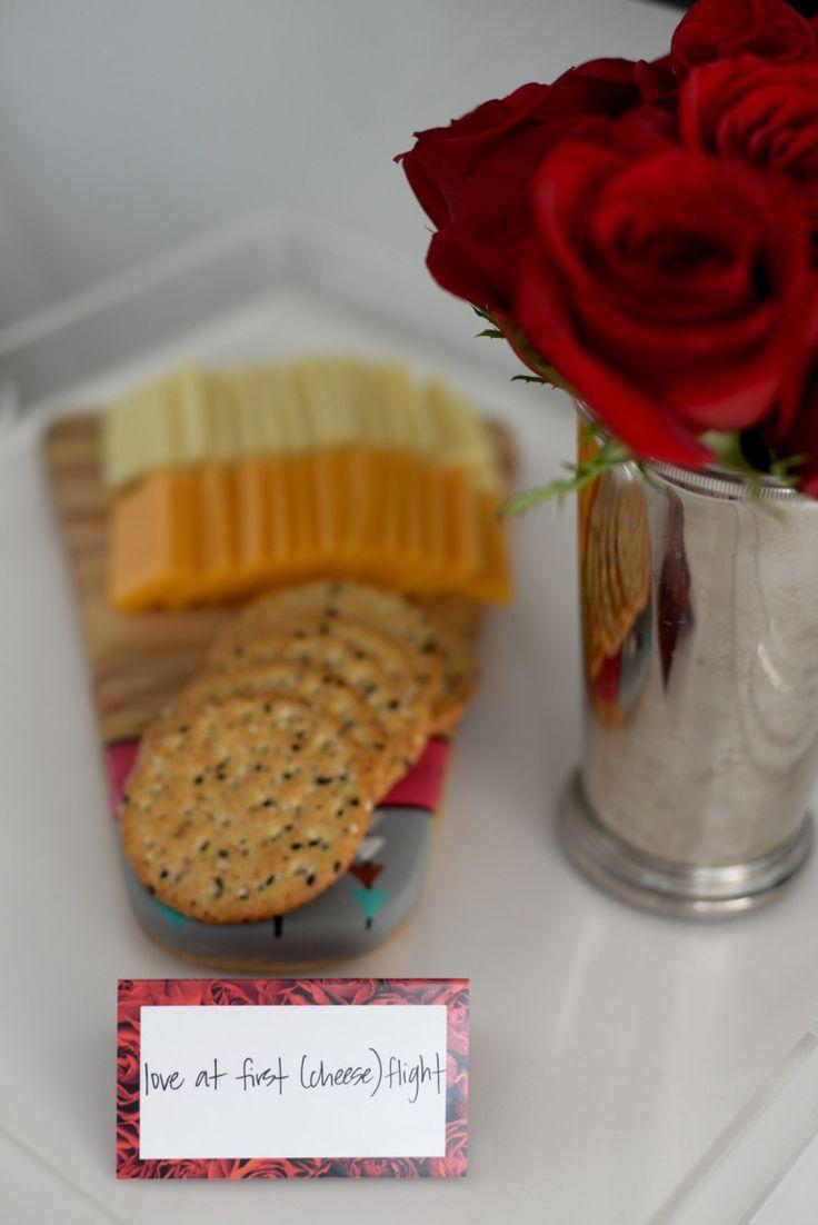 Entertaining Idea: Bachelor Season Finale Party - Cupcakes