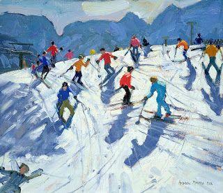 Maro óvodai: téli sportok Amuse BY korcsolyázni!