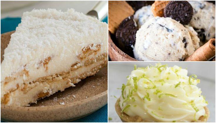 Sobremesa gelada: 11 melhores receitas mais simples de fazer - Vix