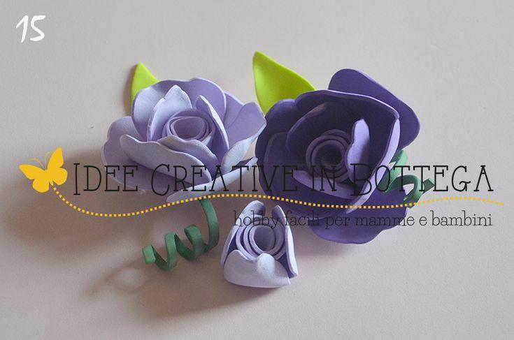 15-fiori-fai-da-te-fommy-finiti http://ideecreativeinbottega.it/portfolio/realizzare-dei-fiori-fai-da-te-in-fommy/