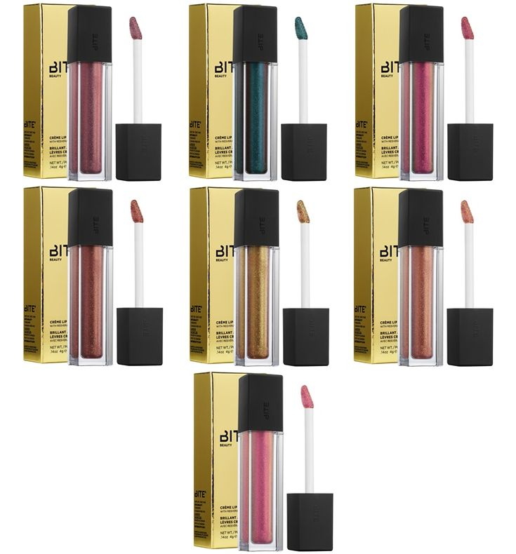 Remember the Bite Beauty Prismatic Pearl Creme Gloss that launched in Gold during the Holidays? Well, I'm happy to report Bite Beauty Prismatic Pearl Creme Gloss is now available in a variety of gorgeous shades! This stunning selection of metallic pearl lipglosses give lips a shimmering, multi-dimensional look. The shades and finish are inspired by […] The post Bite Beauty Prismatic Pearl Creme Gloss Launches in a Variety of Shades! appeared first on Musings of a Muse. :: Beauty