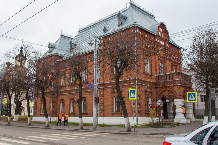 Владимир: исторический музей