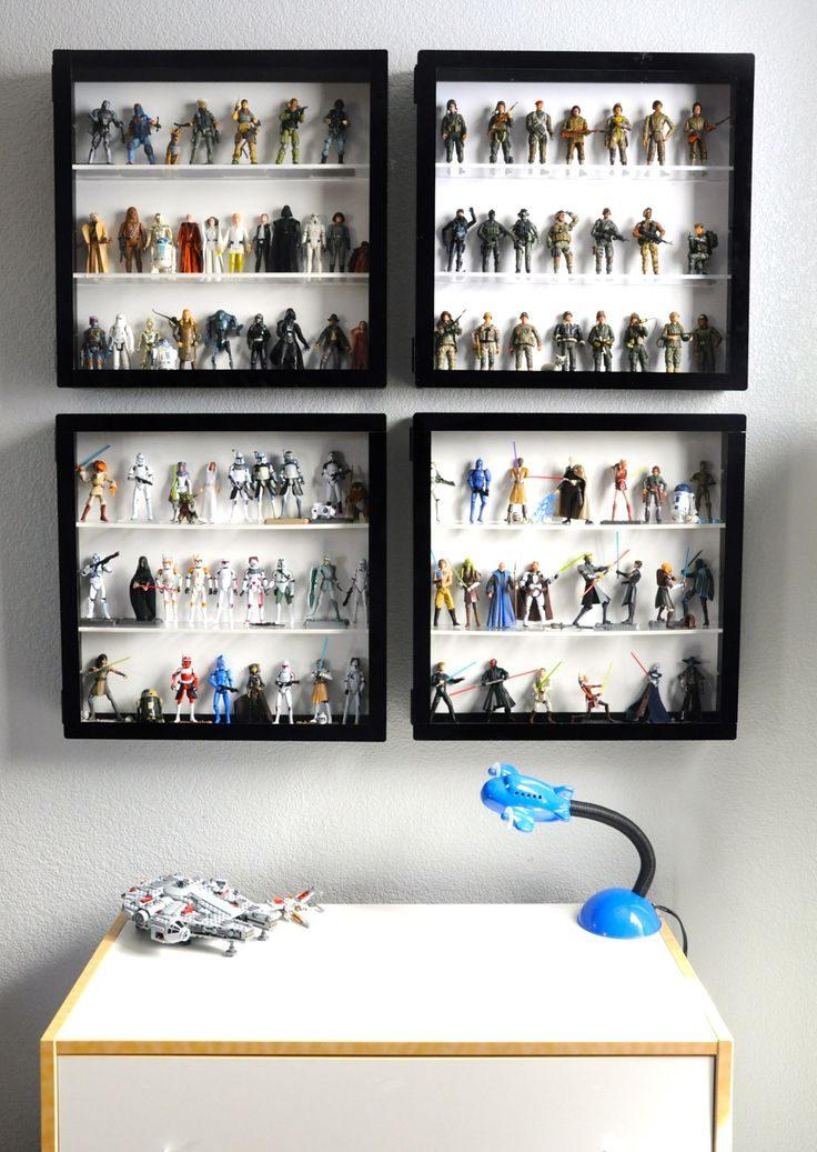 Cool idea to display action figures 40