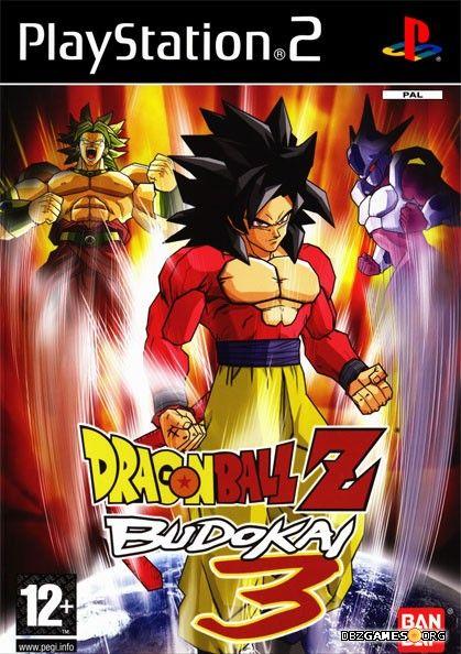 Dragon Ball Z Budokai 3 cover