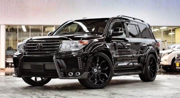 Toyota Land Cruiser 2020 Price