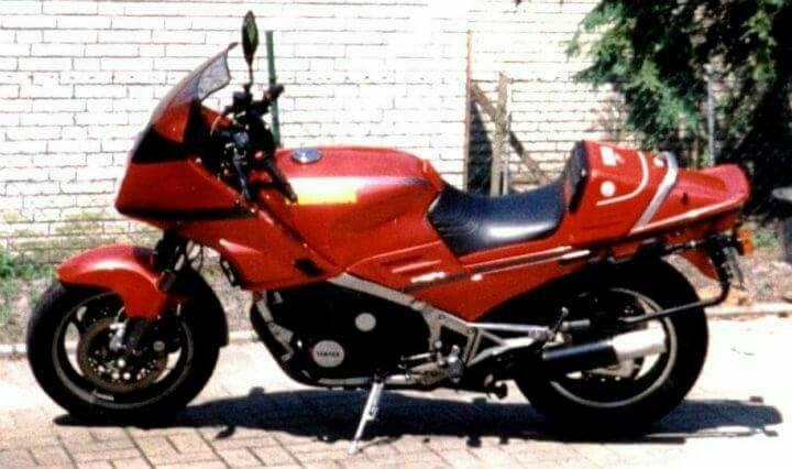 1989...Yamaha FJ 1100