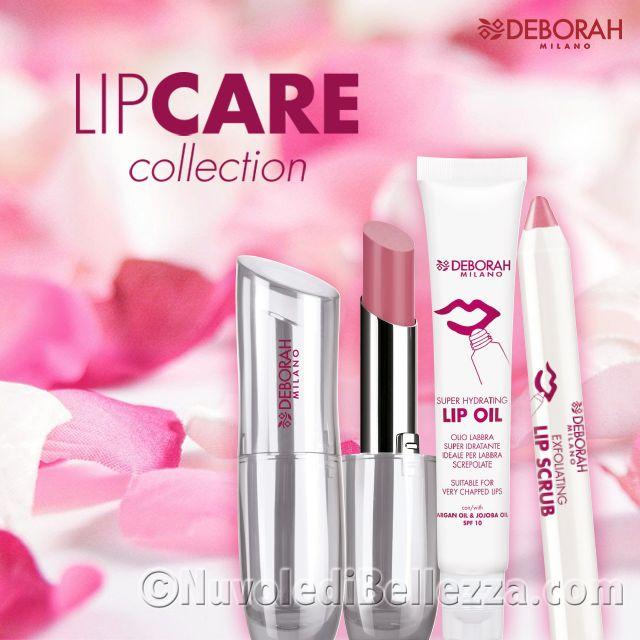 Lip Care Deborah: Cura delle Labbra - Nuvole di Bellezza