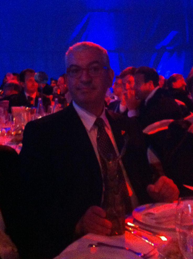 El gardonado Doctor Vilaró en #GalaMD 2014
