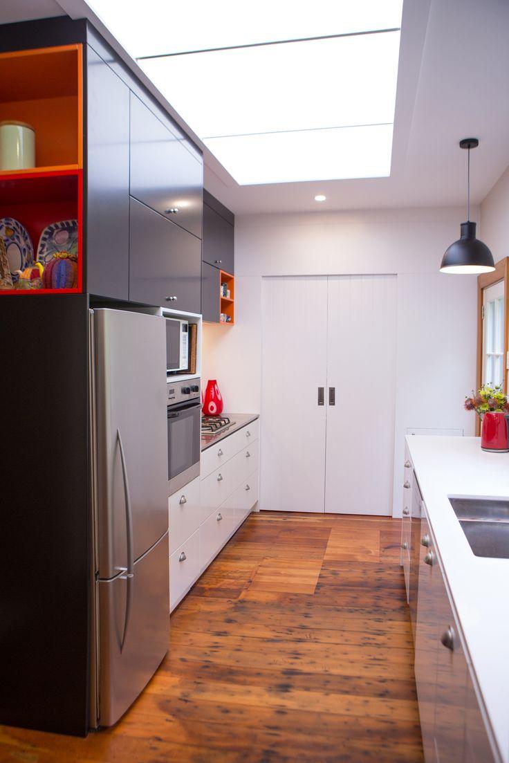 Black And White Kitchen Nz 267 best sally steer design kitchen portfolio images on pinterest