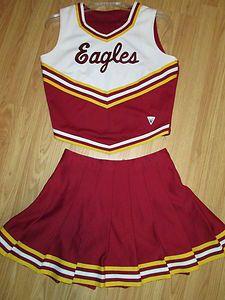 cheerleader uniforms - Buscar con Google                                                                                                                                                                                 Más