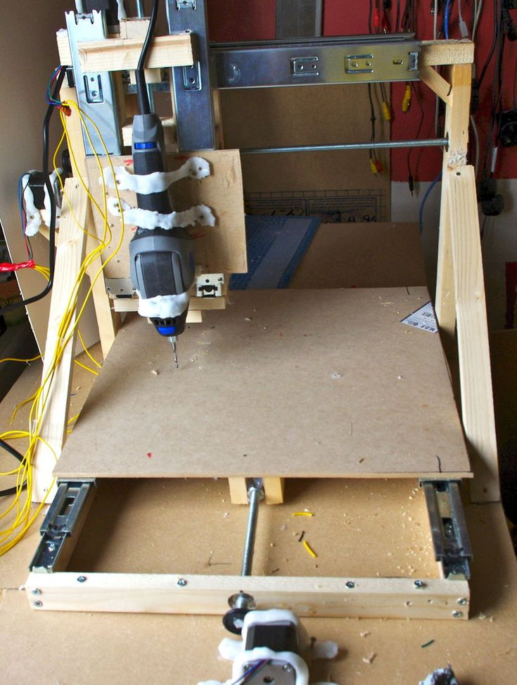 Simple CNC Machine 383 best CNC images