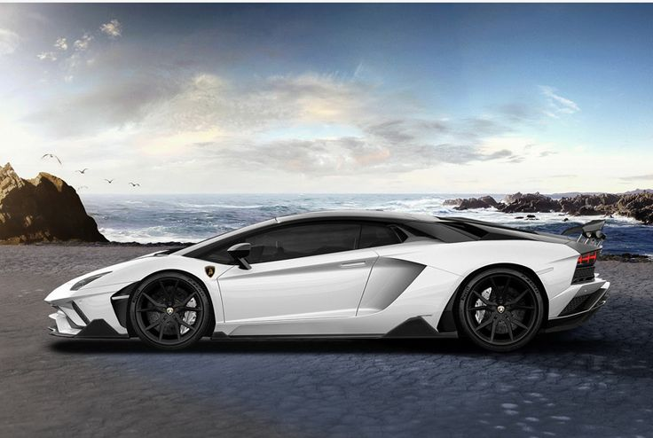 tuning company DMC takes a new lamborghini aventador S and doubles its performance, turning it into a 1588 horsepower monochromatic monster.