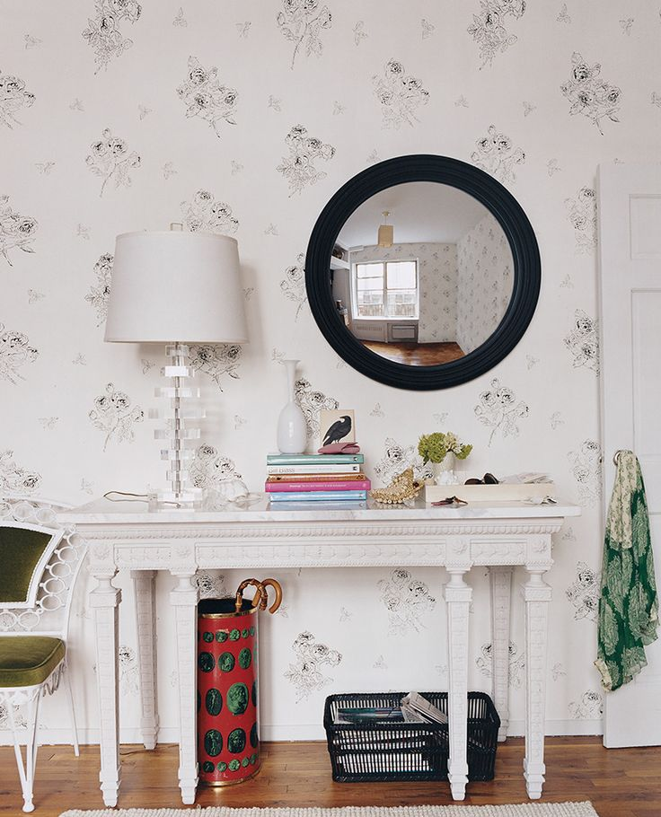 See more images from decorating with mirrors on domino.com