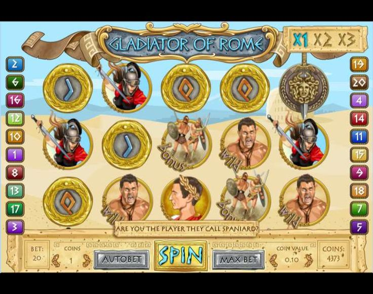 If you are a connoisseur of history, you ought to love Gladiators of Rome which is a video slot by the well-known gaming software provider company 1x2 Gaming. Live the life of a spectator who is seeing the battle of valiant gladiators.