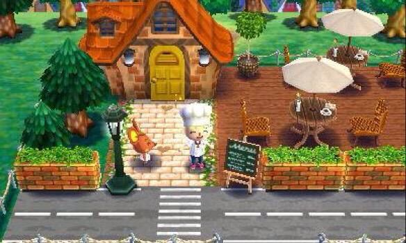 Animal Crossing Happy Home Designer #ACHappyHome #3DS Animal