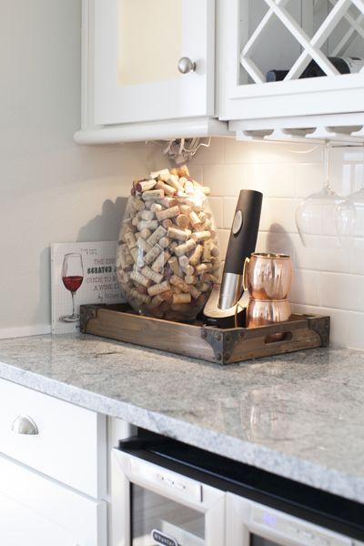 Best 25+ Kitchen countertop decor ideas on Pinterest Countertop - kitchen countertop ideas