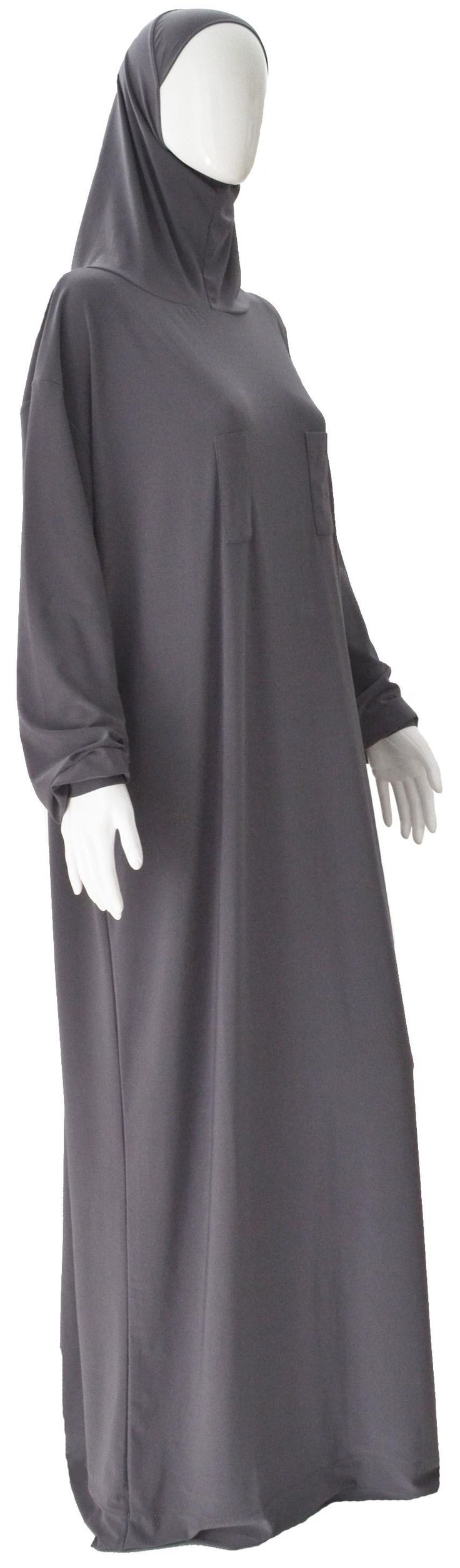 Abaya Layina : ultra pratique et confortable, à 29.9 euros seulement.