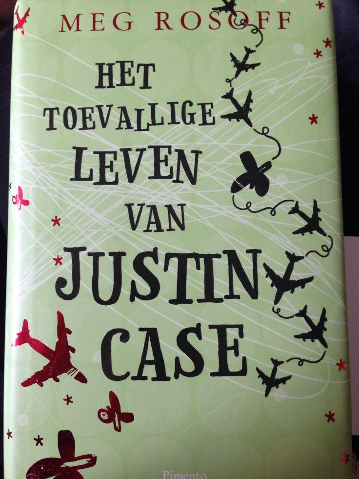 Meg Rosoff - Het toevallige leven van Justin Case