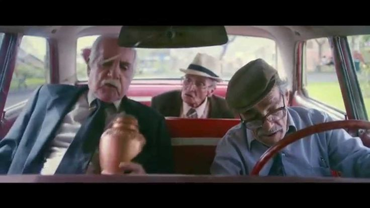 Viejos Amigos - Trailer Oficial