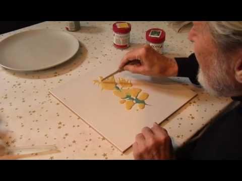 BOTZ Glasuren - mit Gustav Weiß - YouTube