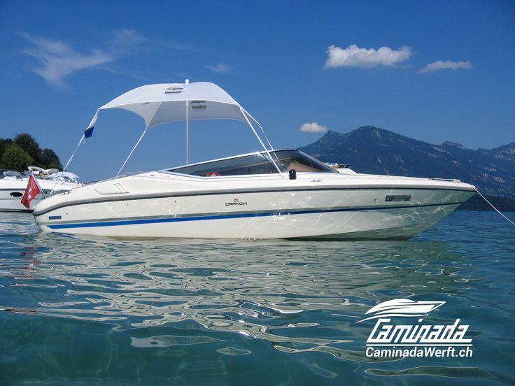 CRANCHI 21 SPORT ES - CHF 13.900,- #motorboot  #luzern #vierwaldstättersee Caminada Werft Gepflegt Infos: http://www.caminadawerft.ch/  😇 Mehr als 60 Neu und Gebraucht Motorboote auf Lager  #uster #zürich #lugano #zürich #lucerne #uster #basel #chur #lucerne #Genfersee #Langensee #Thunersee #LacLéman #motorboat #motorboote #werft #bootswert #schweiz #suisse #svizzera #switzerland