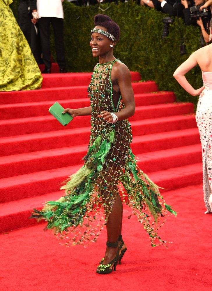 Pin for Later: 75 Unforgettable Met Gala Moments Lupita Nyong'o — 2014