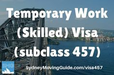 Are you interested in Australia's Temporary Work 457 Visa? Click here to find out how to find a job that offers sponsorship in Australia.