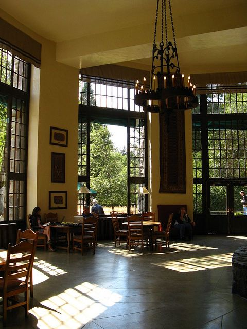 The Ahwahnee Hotel, Yosemite Valley
