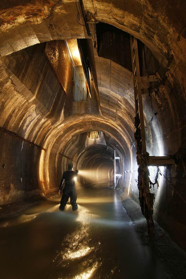 Urbex – Le monde souterrain des égouts de Montréal
