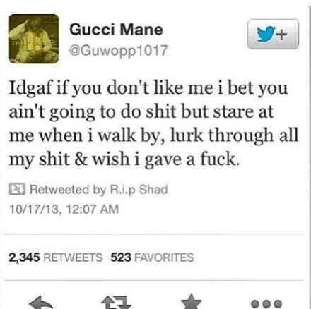 Real nigga say word