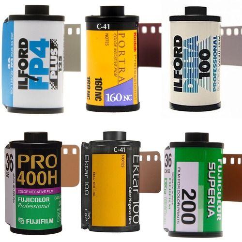 The Real Resolution of Film vs. Digital - I Still Shoot Film